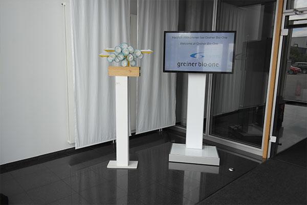 Display-Ständer