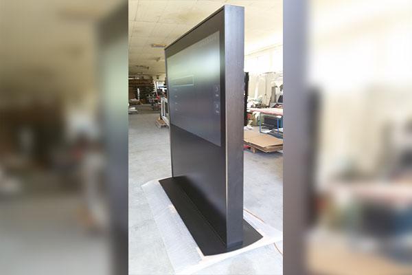 Display-Stele